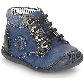 Schoenen Jongens Hoge sneakers Catimini RAYMOND Blauw