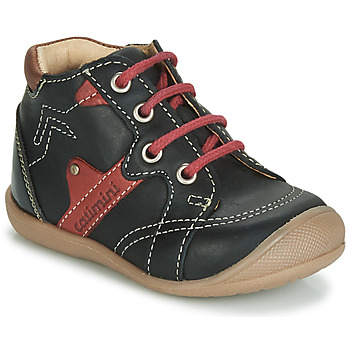 Schoenen Jongens Hoge sneakers Catimini GASTON Vts / Zwart / Dpf / Kimbo