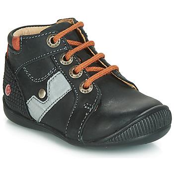 Schoenen Jongens Hoge sneakers GBB REGIS Vts / Zwart / Dpf / Raiza