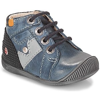 Schoenen Jongens Hoge sneakers GBB REGIS Marine