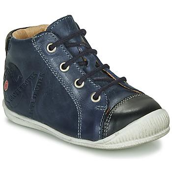Schoenen Jongens Hoge sneakers GBB NOE Marine
