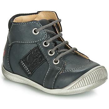 Schoenen Jongens Hoge sneakers GBB RACINE Vte / Grijs / Dpf / Raiza