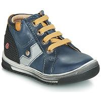 Schoenen Jongens Hoge sneakers GBB RENOLD Marine