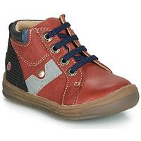 Schoenen Jongens Hoge sneakers GBB RENOLD Vts / Brique / Dpf / Belka