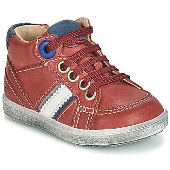 Schoenen Jongens Lage sneakers GBB ANGELITO Vte / Brique / Dpf / 2367