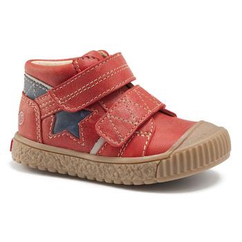 Schoenen Jongens Hoge sneakers GBB RADIS Vte / Brique-marine / Dpf / Linux