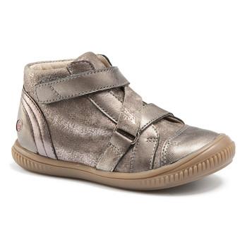 Schoenen Meisjes Hoge sneakers GBB RADEGONDE Vtc / Taupe / Dpf / Franca