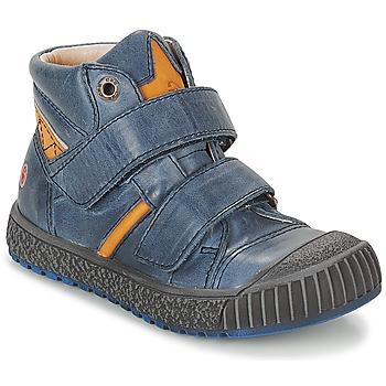 Schoenen Jongens Hoge sneakers GBB RAIFORT Blauw