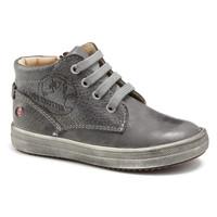 Schoenen Jongens Hoge sneakers GBB NINO Nub / Grijs / Dpf / 2835