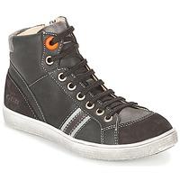 Schoenen Jongens Hoge sneakers GBB ANGELO Zwart