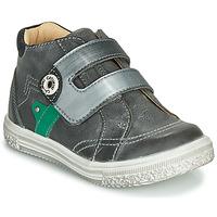 Schoenen Jongens Hoge sneakers Catimini BICHOU Grijs