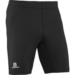 Textiel Heren Broeken / Pantalons Salomon Start Short Zwart