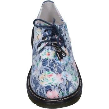 Schoenen Meisjes Derby & Klassiek Enrico Coveri Classique AG247 Bleu
