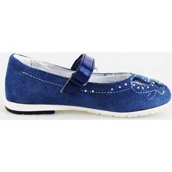 Schoenen Meisjes Ballerina's Didiblu Ballerines AG487 Bleu