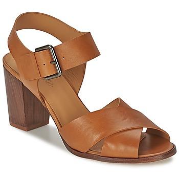 Schoenen Dames Sandalen / Open schoenen Emma Go CHILTERN  CAMEL