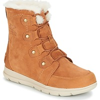 Schoenen Dames Laarzen Sorel SOREL™ EXPLORER JOAN  camel