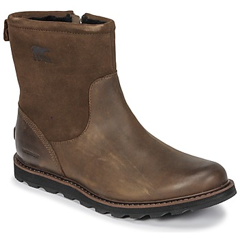 Schoenen Heren Laarzen Sorel MADSON ZIP WATERPROOF Brown