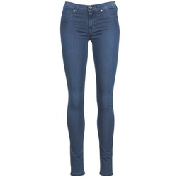 Textiel Dames Skinny jeans 7 for all Mankind SKINNY DENIM DELIGHT Blauw / Medium