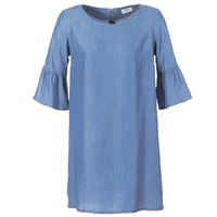 Textiel Dames Korte jurken Betty London IBERNIA Blauw / Clair