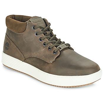 Schoenen Heren Hoge sneakers Timberland CityRoam Cupsole Chukka Canteen / Roughcut