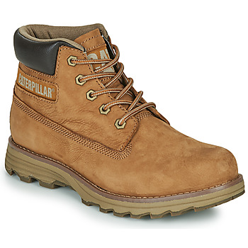 Schoenen Heren Laarzen Caterpillar FOUNDER Brown