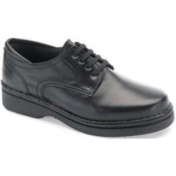 Schoenen Heren Derby Calzamedi CABALLERO M NEGRO