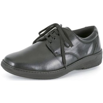Schoenen Heren Derby Calzamedi PLANTILLAS H NEGRO