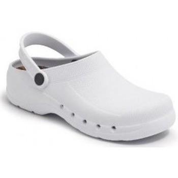 Schoenen Leren slippers Calzamedi SANITARIO PVC Y ANATOMICO BLANCO