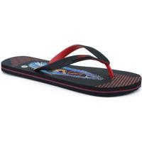 Schoenen Heren Slippers MTNG MUSTANG CHANCLAS PLAYA NEGRO