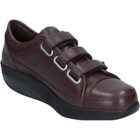Schoenen Dames Lage sneakers Mbt NAFASI S STRAP AC143 Marron