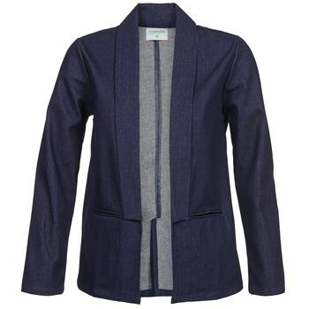 Textiel Dames Jasjes / Blazers Compania Fantastica AMANDA Marine