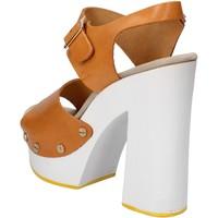Schoenen Dames Sandalen / Open schoenen Suky Brand AC485 Marron