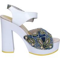 Schoenen Dames Sandalen / Open schoenen Suky Brand AC487 Blanc
