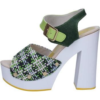 Schoenen Dames Sandalen / Open schoenen Suky Brand AC489 Vert