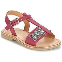 Schoenen Meisjes Sandalen / Open schoenen Mod'8 ZAZIE Roze