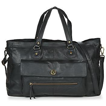 Tassen Dames Handtassen lang hengsel Pieces PCTOTALLY Zwart