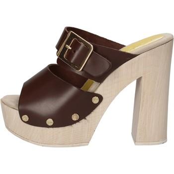Schoenen Dames Sandalen / Open schoenen Suky Brand AC764 Marron
