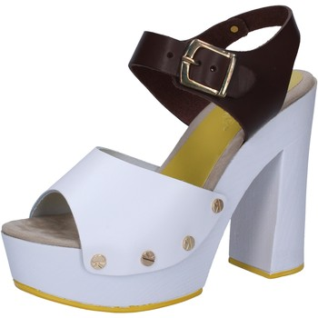 Schoenen Dames Sandalen / Open schoenen Suky Brand AC809 Blanc