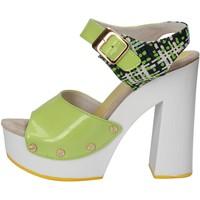 Schoenen Dames Sandalen / Open schoenen Suky Brand AC811 Vert
