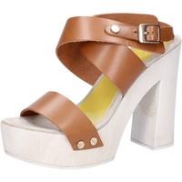 Schoenen Dames Sandalen / Open schoenen Suky Brand AC816 Marron