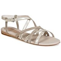 Schoenen Dames Sandalen / Open schoenen Marc O'Polo PRAVA Beige / Zilver