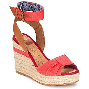 Schoenen Dames Sandalen / Open schoenen Napapijri BELLE Rood
