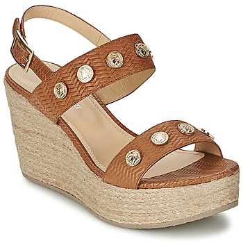 Schoenen Dames Sandalen / Open schoenen Alberto Gozzi IRIS Brown