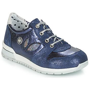 Schoenen Meisjes Lage sneakers Catimini CHOCHOTTE Blauw