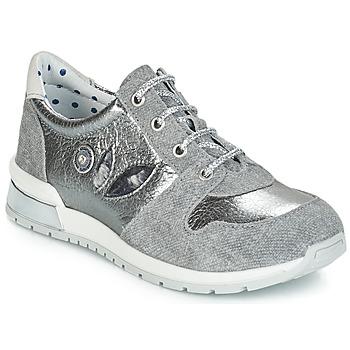 Schoenen Meisjes Lage sneakers Catimini CHOCHOTTE Grijs