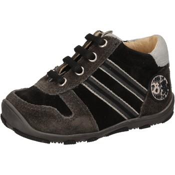 Schoenen Jongens Hoge sneakers Balducci AD596 Noir