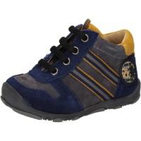 Schoenen Jongens Hoge sneakers Balducci AD597 Bleu