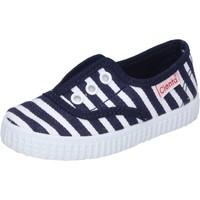 Schoenen Jongens Lage sneakers Cienta AD823 Blauw