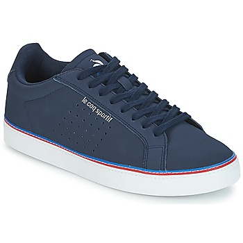 Schoenen Heren Lage sneakers Le Coq Sportif COURTACE SPORT Dress / Blauw
