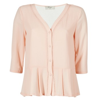 Textiel Dames Tops / Blousjes Betty London IAKIROU Nude